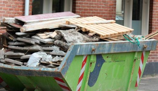 можно ли выносить строительный мусор